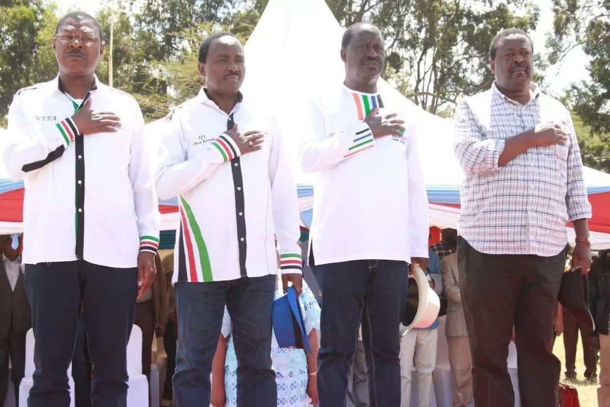Muthama skips NASA's crucial rally in Machakos