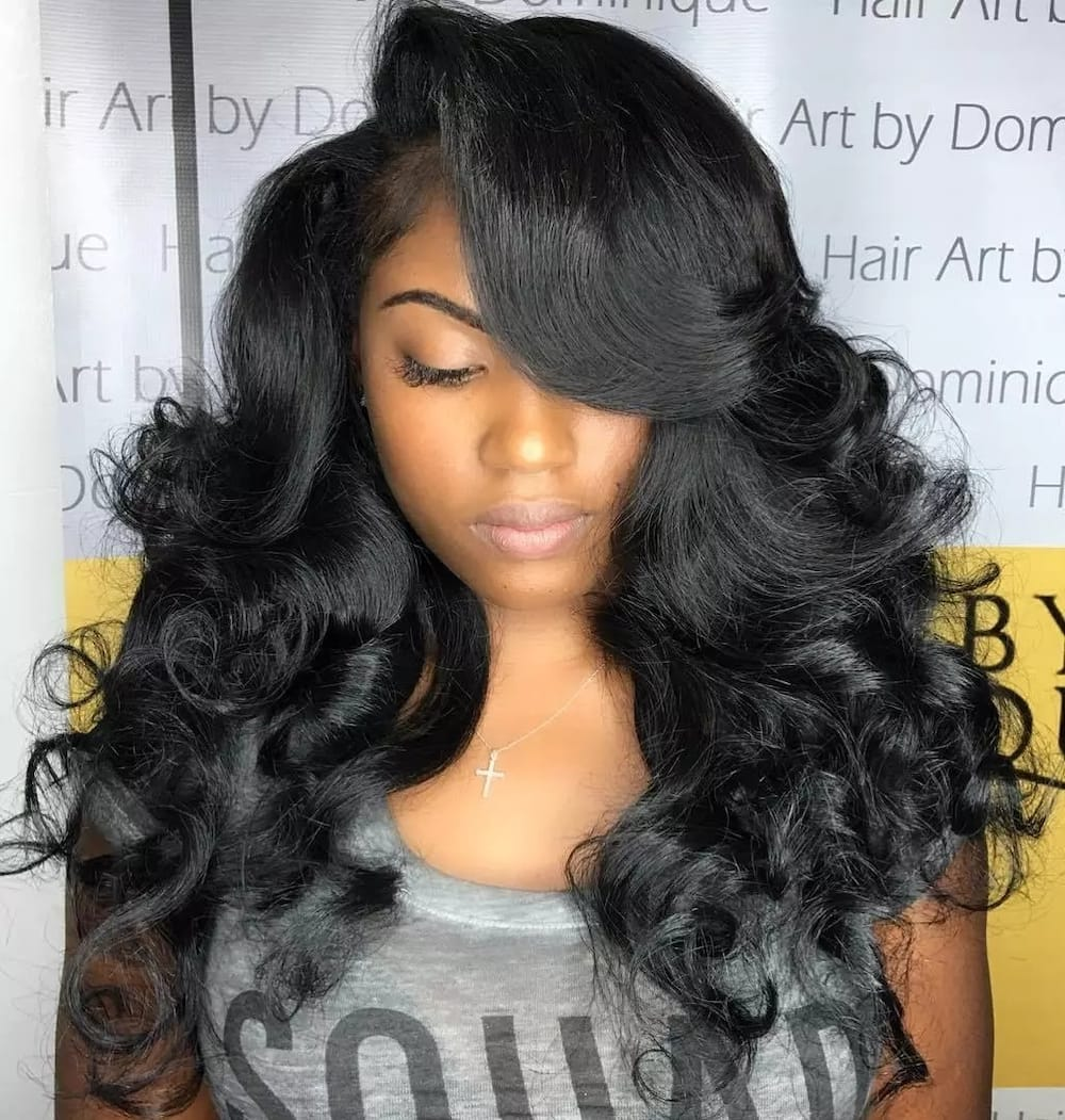Best African hairstyles weave 2018