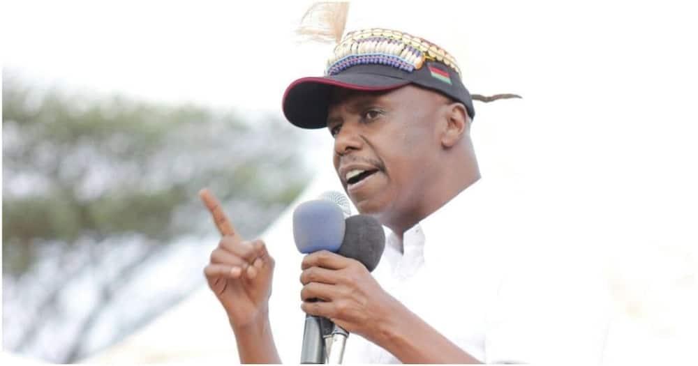 Ubabe wa kisiasa Rift Valley: Gideon Moi apata makaribisho mazito, umati mkubwa wamfuata Bomet