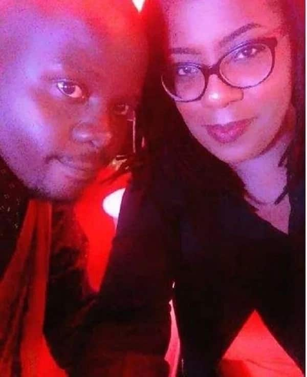 Female presenter rejects SHARING BED WITH LARRY MADOWO, posts picture with boyfriend