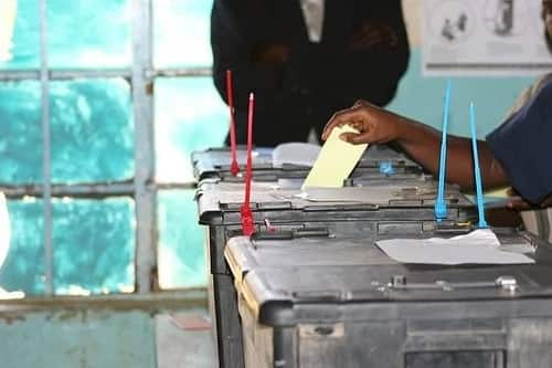 How to confirm you are a registered voter