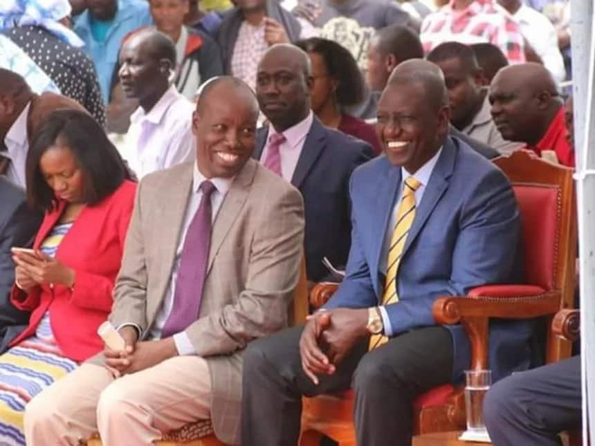 Central Kenya leaders threaten to deny Ruto votes in 2022 if Uasin Gishu County continues to harrasses hawkers
