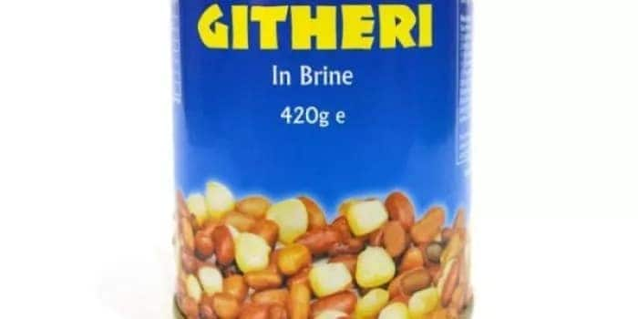 Nakuru man arrested for selling canned githeri labeled asfish food
