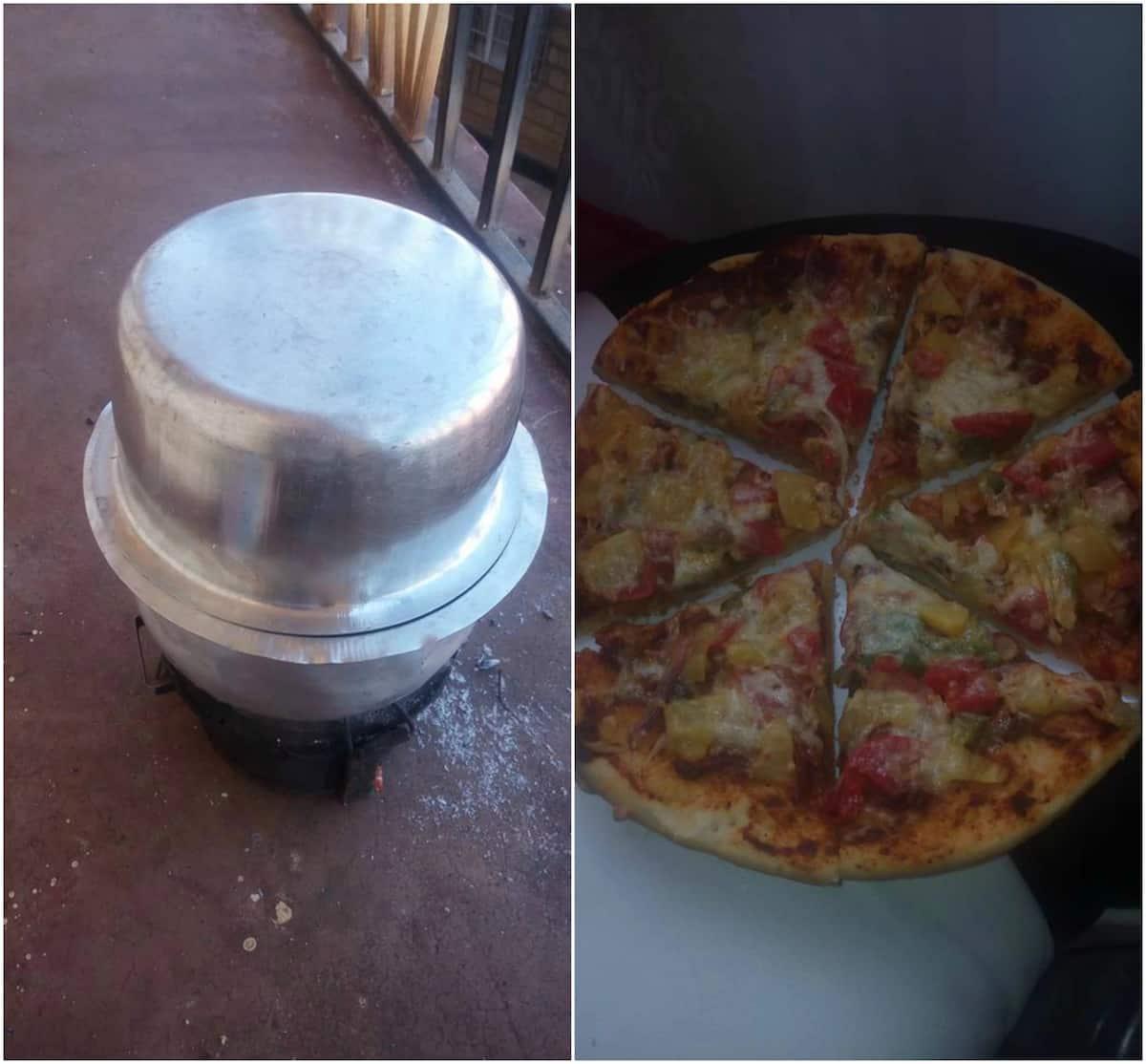 Pata mbinu nzuri ya kujipikia pizza nyumbani, utaipenda