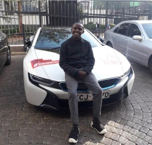 Youthful Ceo Gives Kenyans A Golden Chance To Ride His Ksh 30