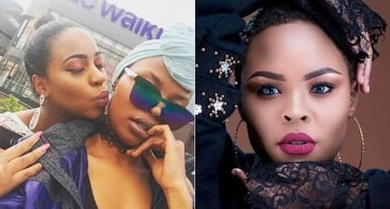 17 extremely seductive photos of gospel star Bahati's little-known sister-in-law