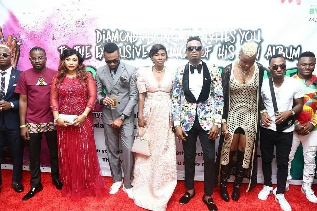 Diamond Platinumz launches highly anticipated album in Nairobi and TUKO.co.ke has all the photos