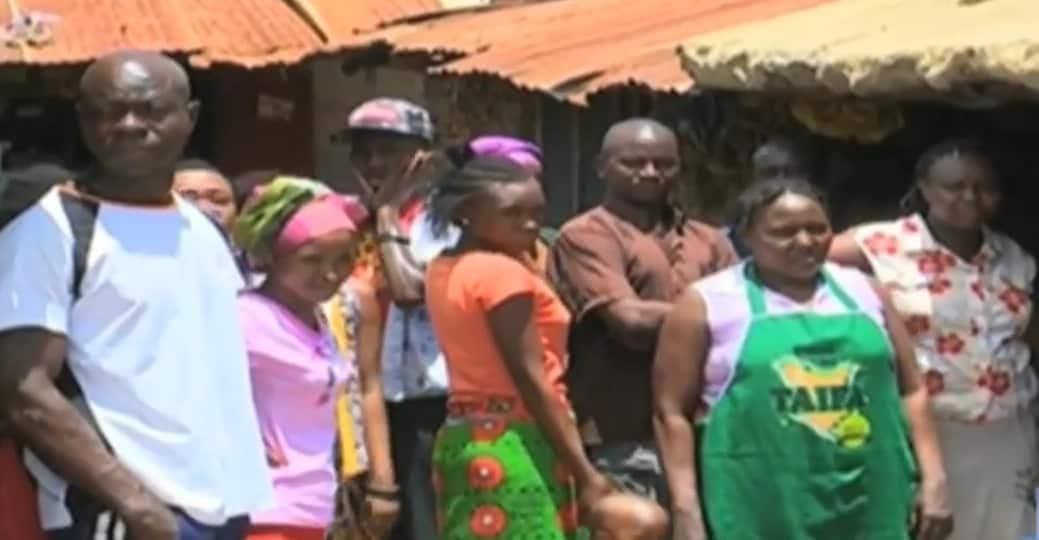Familia yampata mtoto wao aliyeibwa Mombasa akiwa mchanga 2009