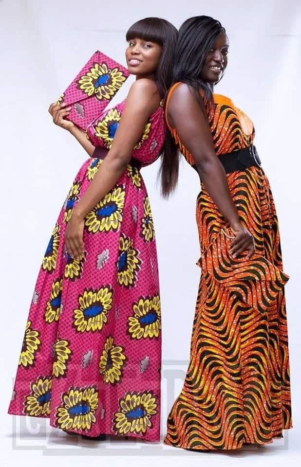 Cute Kitenge Designs For Slim Ladies That Are Trending In Kenya Tuko Co Ke