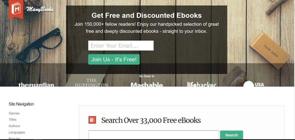8 best alternatives to bookfi.net