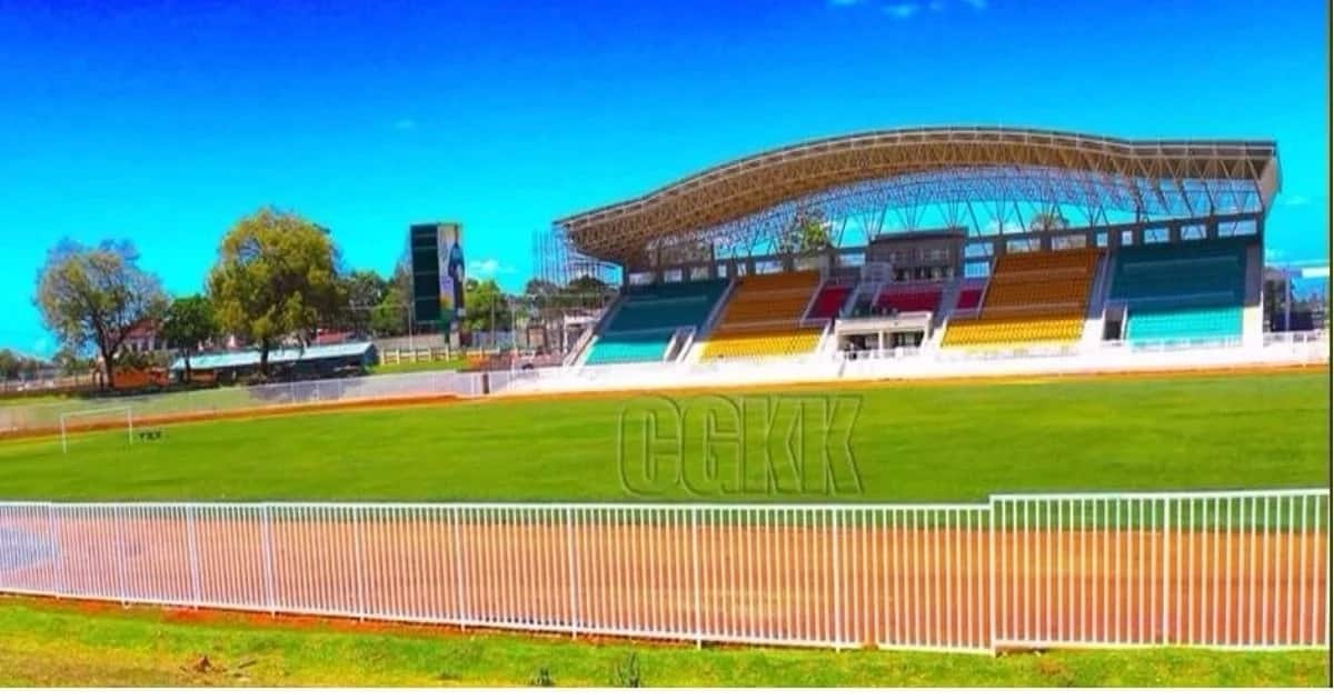 Kenyans marvel at magnificent Bukhungu stadium in Kakamega and praise Oparanya for good work