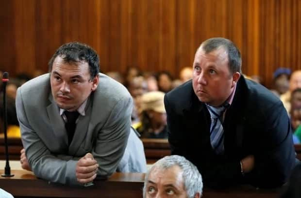The two farmers have been sentenced to a total of 25 years in jail. Photo: Reuters