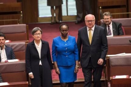 Kenyan born Australian Senator Lucy Gichuhi says her KSh 15.6 million salary a year is peanuts