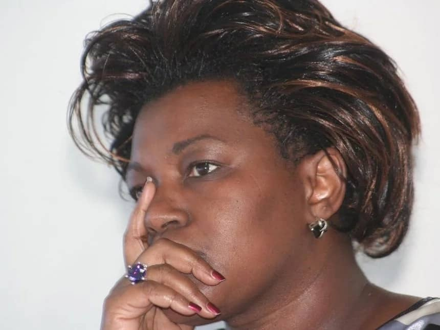 I don't want to be Nairobi deputy governor - Rachel Shebesh