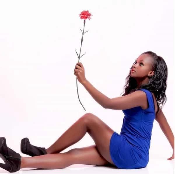 Picha 18 za mwigizaji mpya wa 'Nairobi Diaries' Barbie zitakazokudondosha mate