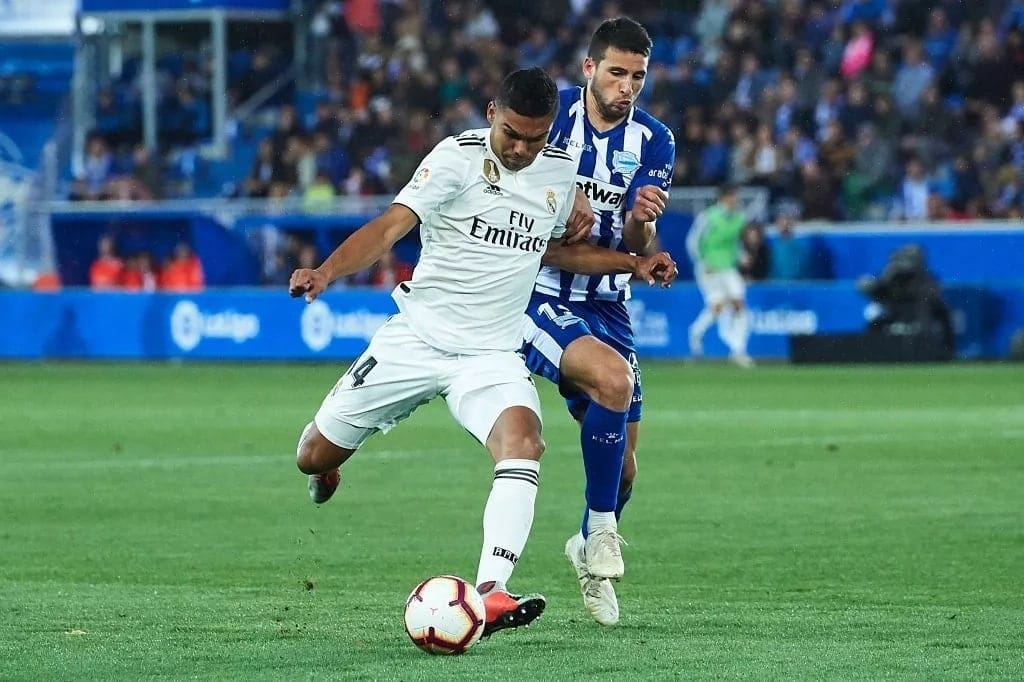 Real Madrid suffer yet another defeat as Manu Garcia's strike hands Alaves victory