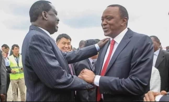 Uhuru, Raila finally release names of 14-member team to implement peace deal