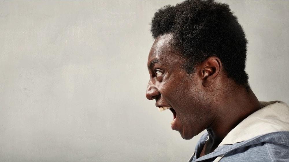 Geoffrey Momanyi is a businessman in Keroka. Photo: Getty Images.