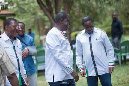 Media houses threatened with license withdrawal should they air Raila swearing in
