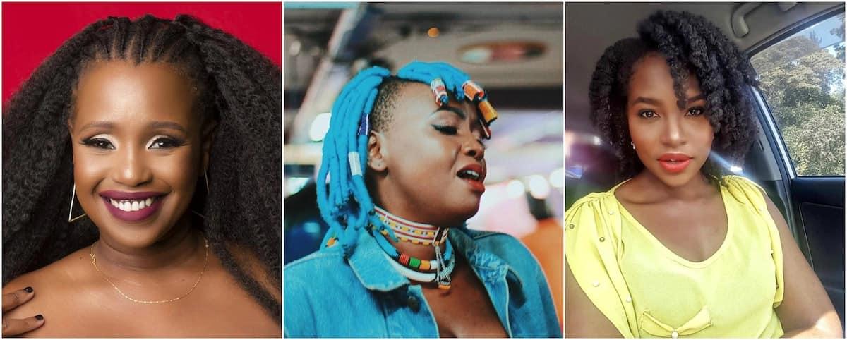 Hairstyles for Kenya hair, Latest Kenyan ladies hairstyles, Natural hairstyles