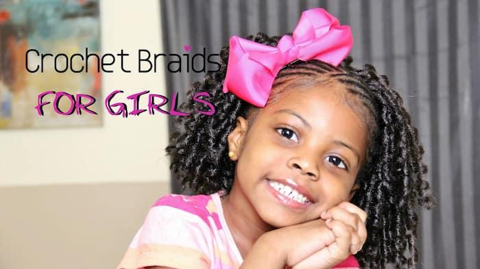 Crochet Braids For Little Girls Tuko Co Ke