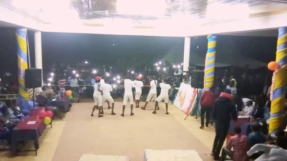 Chuka University entertainment