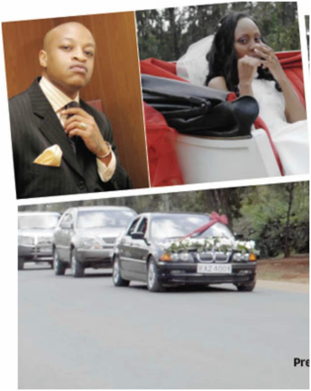 Meet all the 7 hot ladies who have slept with rapper Prezzo