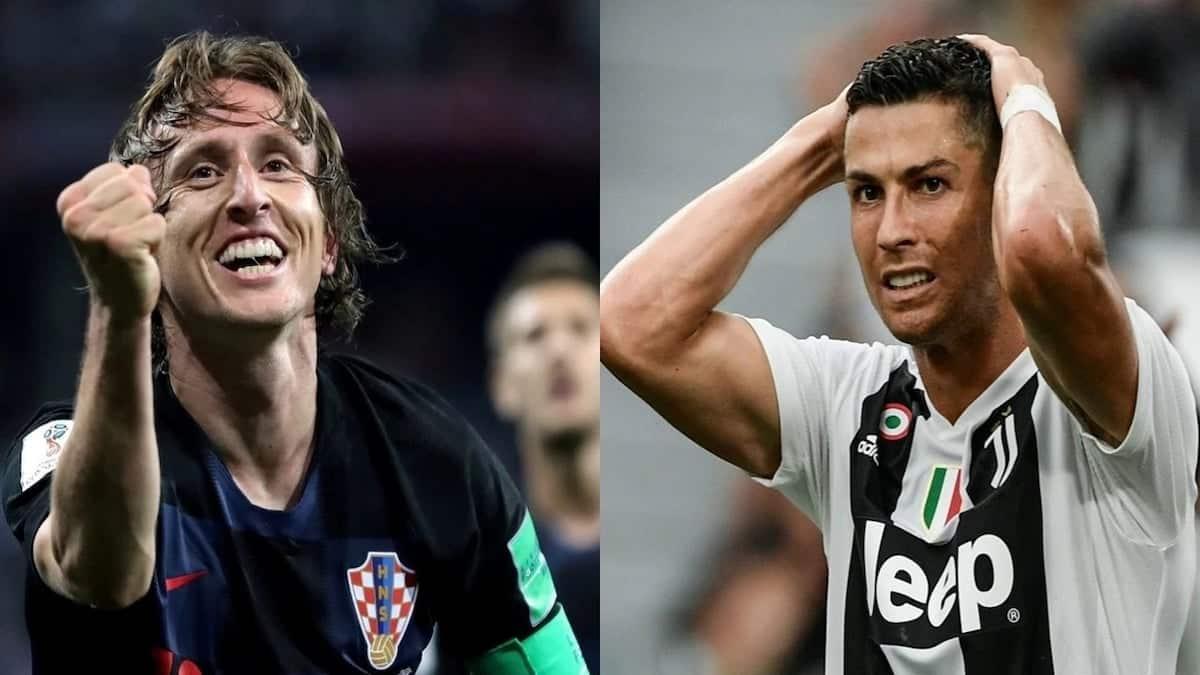 Ajenti wa Ronaldo, Mendes, aikejeli UEFA kwa kumtuza Modric kuwa mchezaji bora wa UEFA
