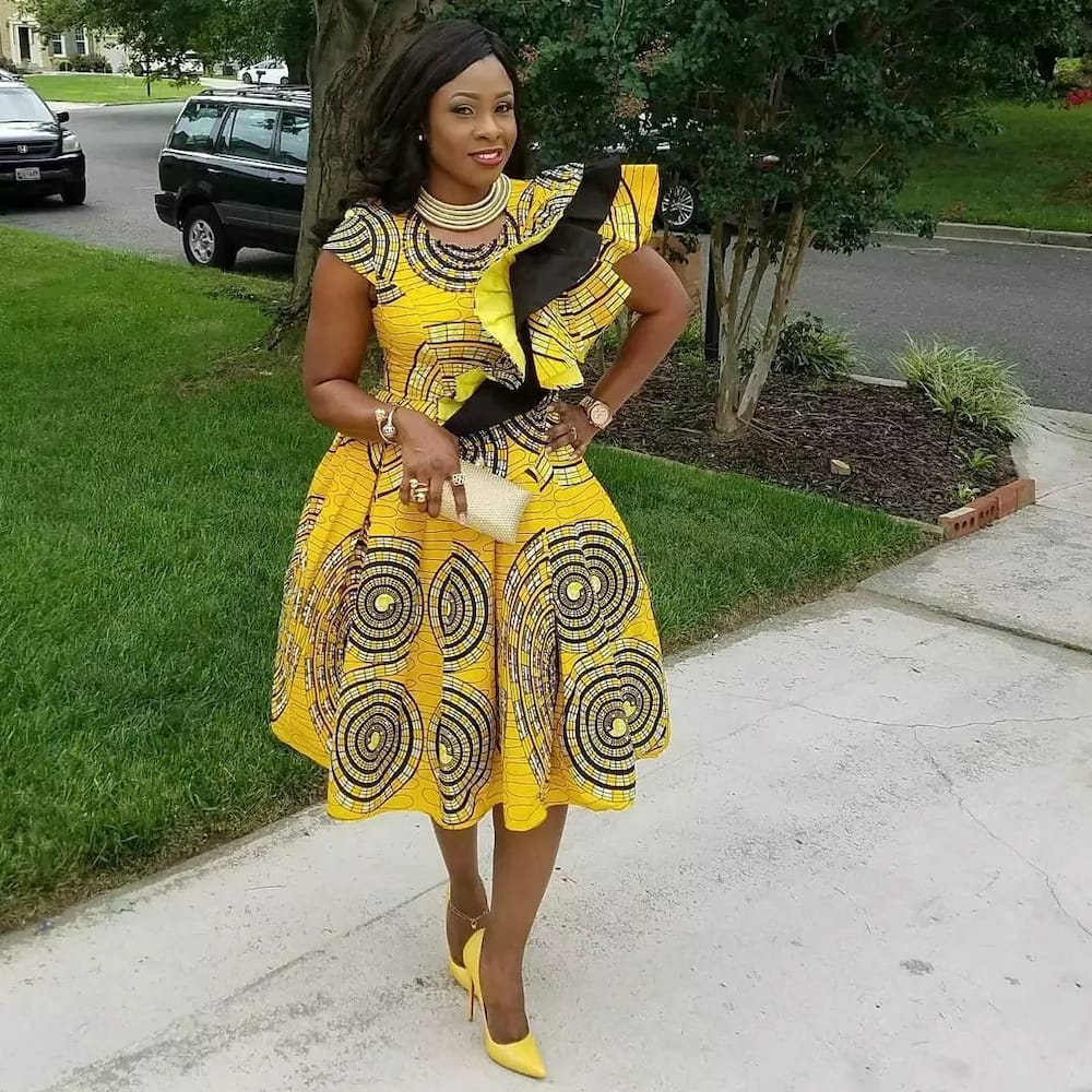 Best Kitenge designs in Kenya that you must try in 2019[with