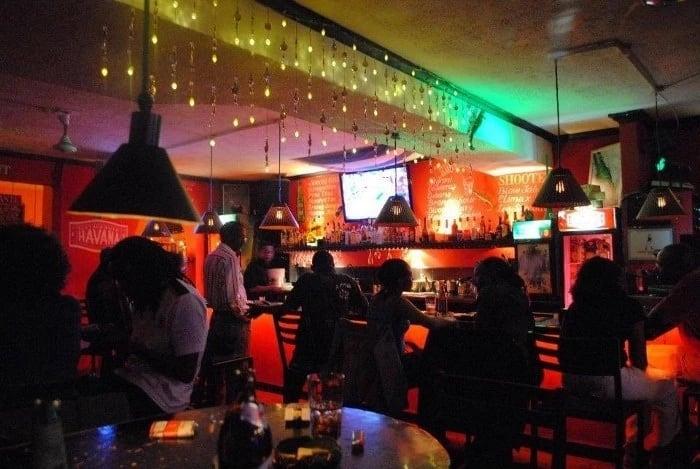 Best clubs in westlands Nairobi