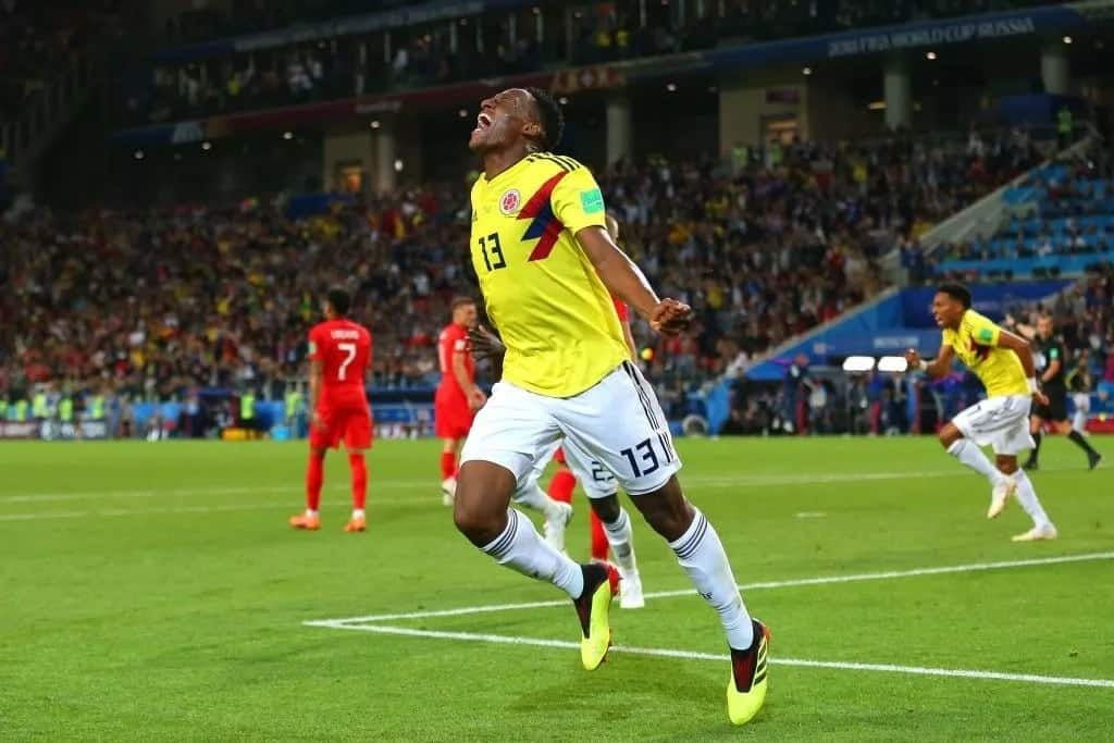 Liverpool preparing a deal for Colombia defender Yerry Mina