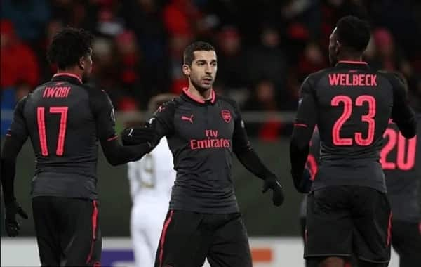 Arsenal legend gives sound advice to Wenger as Gunners thrash Ostersunds 3 - 0 in Europa League