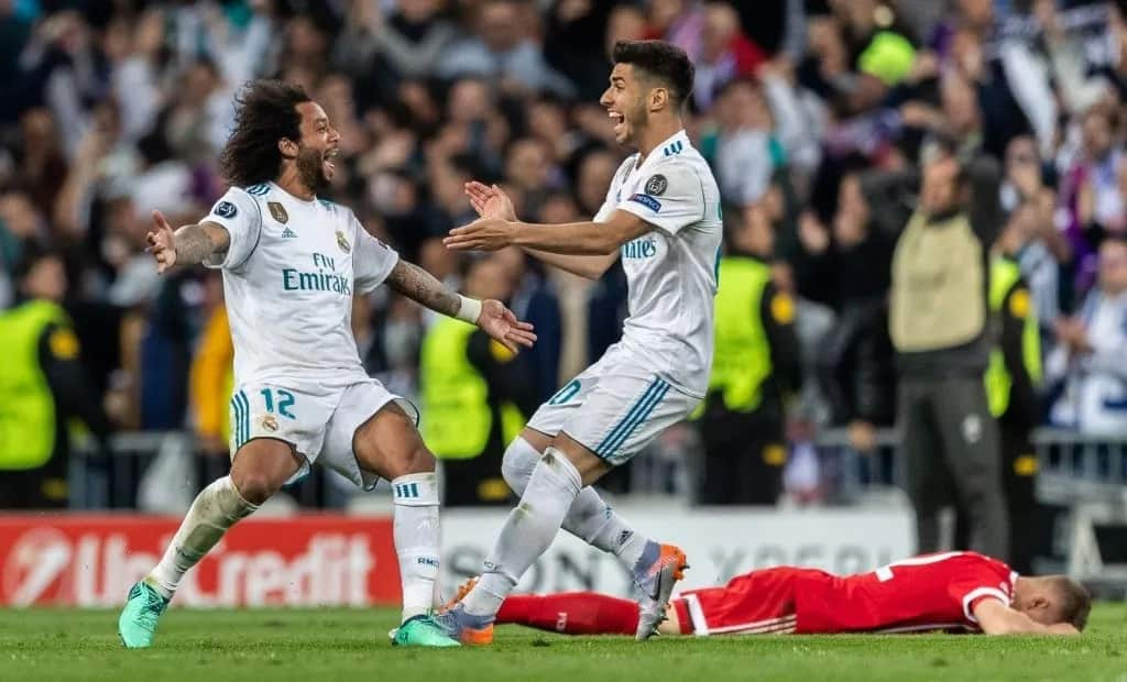 Bayern Munich should have gotten a penalty- Real Madrid star Marcelo admits