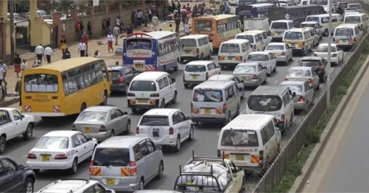 Westlands and CBD to have full car-free days as government increases NYS buses