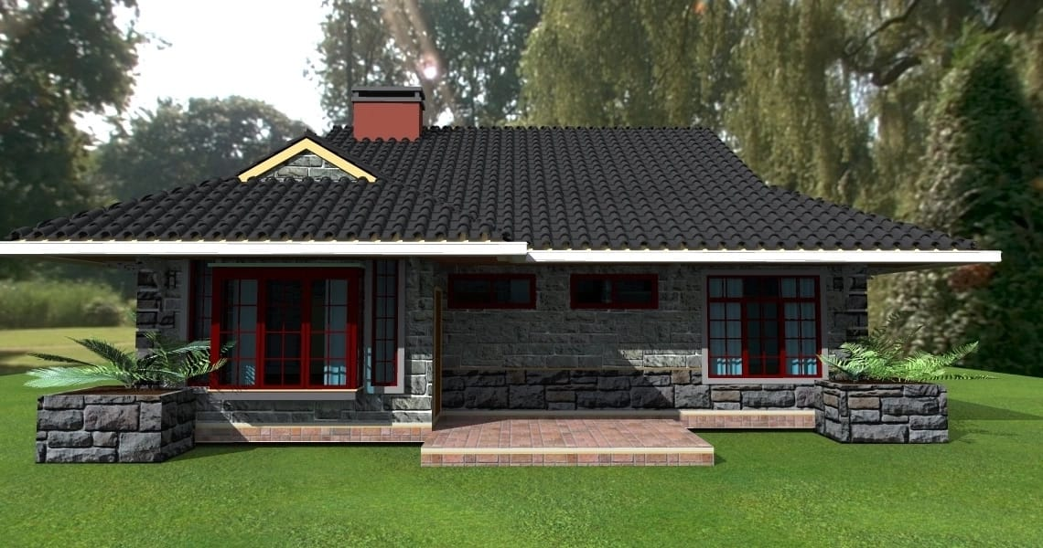 Kenyan house plans with photos
