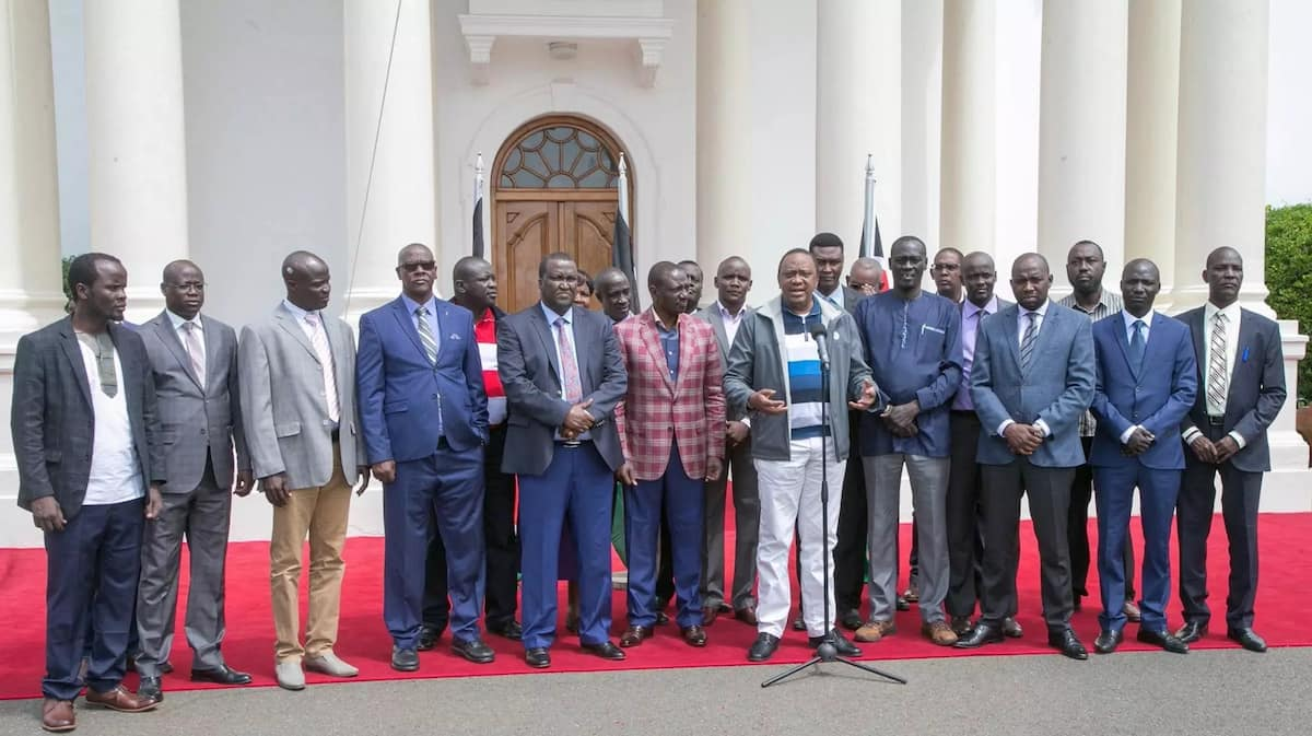 Revenue from Turkana oil to benefit all Kenyans - Uhuru