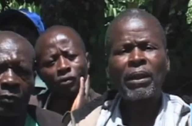 Kakamega chief arrested for lying he has killed his cheating wife