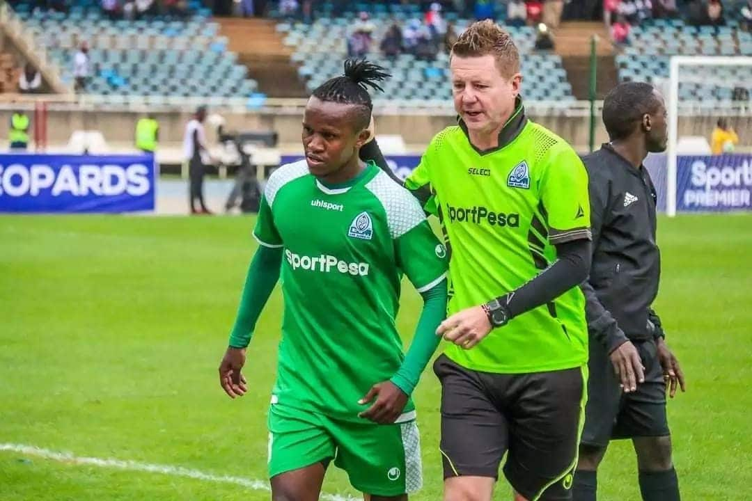 Dylan Kerr set to lead South African side Black Leopards shortly after dumping Gor Mahia