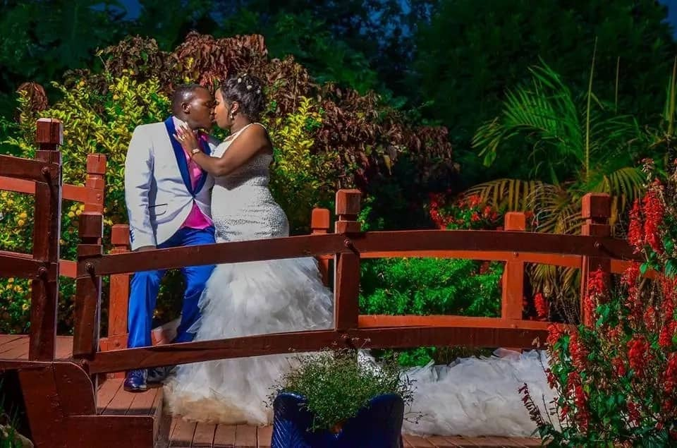 12 drop-dead gorgeous photos from self-styled prophetess Monica Kariuki's wedding