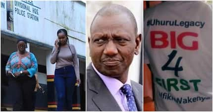 Nyeri journalists arrested for interviewing man wearing anti-Ruto T-shirt