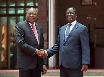 5 things that may happen to DP Ruto's 2022 dream following Uhuru-Raila meeting
