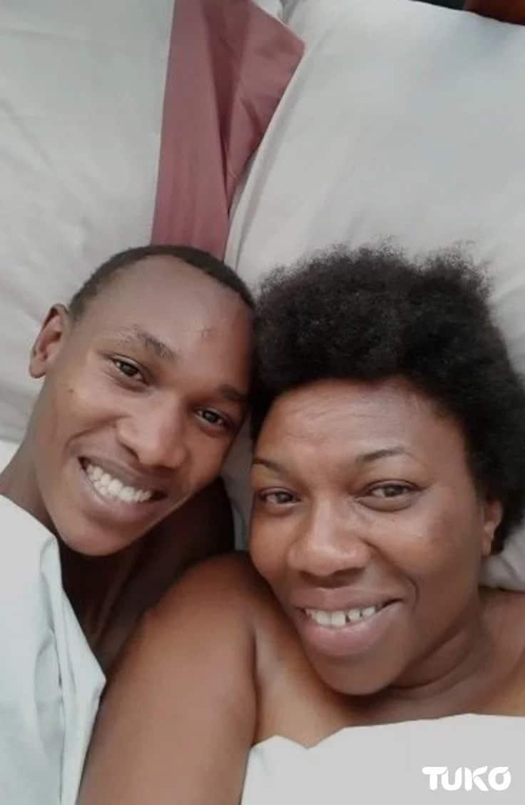 Picha zilizovujwa za aliyekuwa mwakilishi wa wanawake Bomet pamoja na mpenziwe mchanga