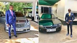 Picha 13 za mwanasiasa Steve Mbogo na msururu wa magari zake ghali