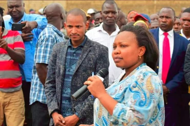 ODM's Babu Owino and Jubilee Senator Millicent Omanga squash their beef months after bitter clash