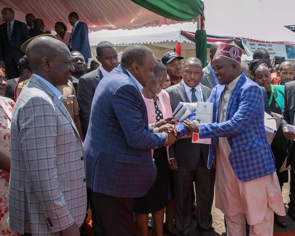 Rais Uhuru aapa kupata fedha zilizoibiwa katika NYS