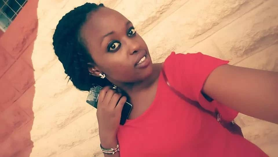 Young lady found killed with IEBC ICT manager Chris Msando buried secretly