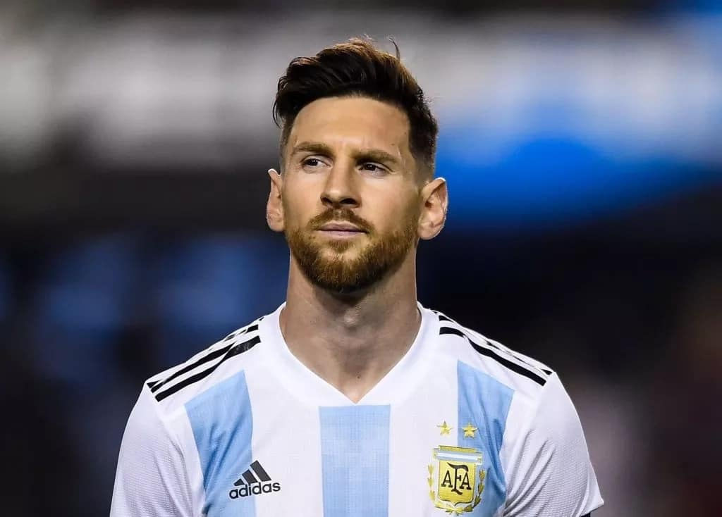 Messi says he does not know much about the Super Eagles