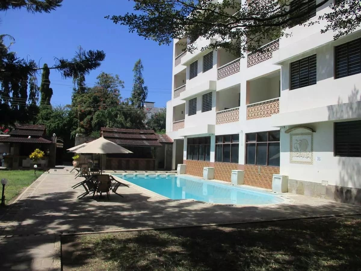 Top 7 Best Hotels in Mombasa - Indiana Beach Apartment Hotel