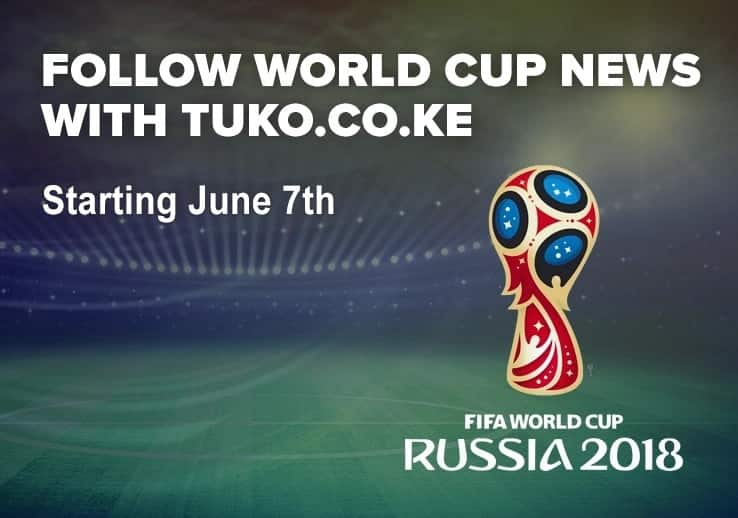 How to catch every moment of the FIFA World Cup 2018 on TUKo.co.ke!
