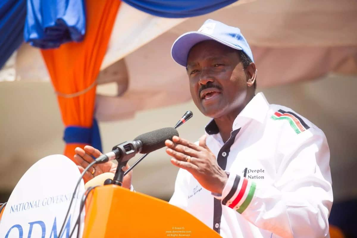RAILA Odinga will vie for the PRESIDENCY in 2022, 2027 and beyond, Mutahi NGUNYI now warns